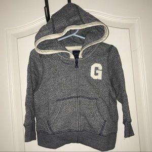 NWT Gap Jacket Hoodie 18-24 Months Blue